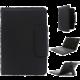 """C-TECH PROTECT NUTKC-01, pouzdro s klávesnicí pro 7-7.85"""", černá"""