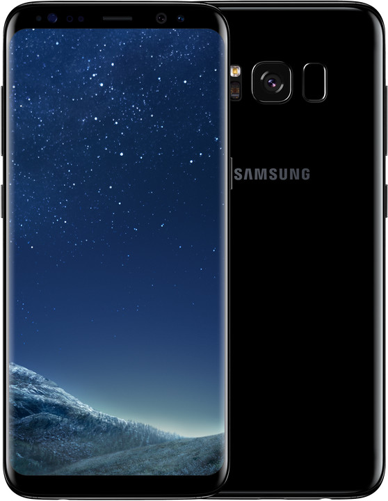 Samsung Galaxy S8, 64GB, černá