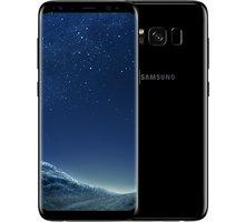 Samsung Galaxy S8, 64GB, černá  + Moje Galaxy Premium servis + Aplikace v hodnotě 7000 Kč zdarma + Powerbanka + 128GB karta zdarma