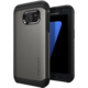 Spigen Tough Armor, gunmetal - Gal S7