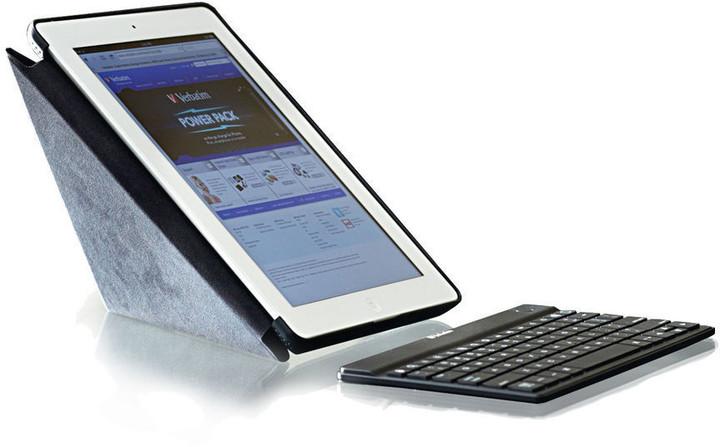 Verbatim pouzdro Folio - Pro s Bluetooth klavesnicí pro iPad