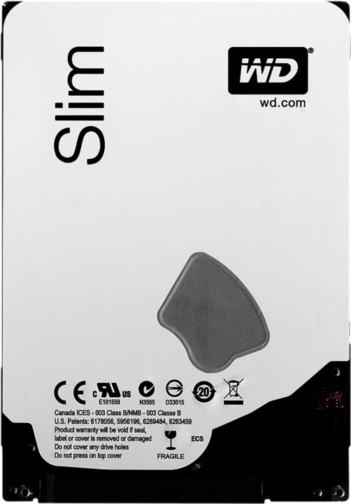 WD Blue - 500GB (7mm)