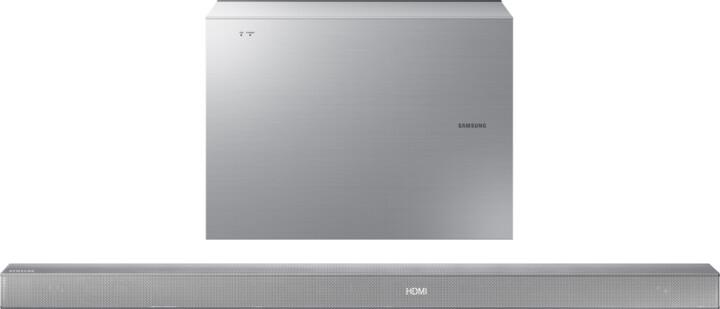 Samsung HW-K551, 3.1, stříbrná