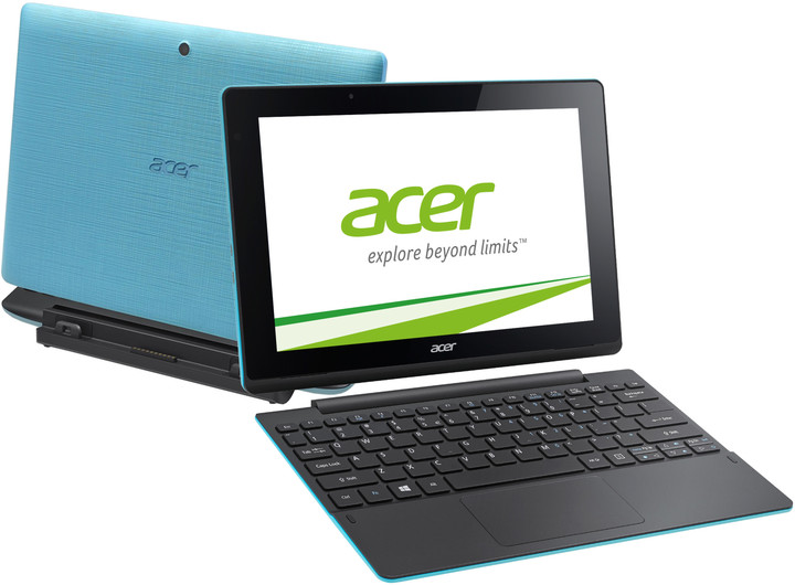 Acer Aspire Switch 10E (SW3-016-18CN), modrá