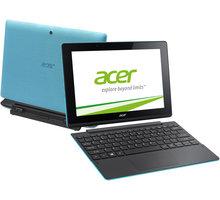 Acer Aspire Switch 10E (SW3-016-18CN), modrá - NT.G92EC.001