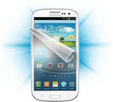 Screenshield fólie na displej pro Samsung Galaxy S III mini (i8190) - SAM-i8190-D