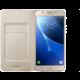 Samsung flip. pouzdro pro Galaxy J5 2016, Gold