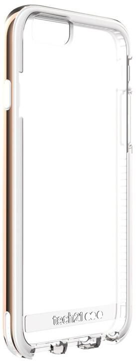 Tech21 Evo Elite zadní ochranný kryt pro Apple iPhone 6/6S, zlatá