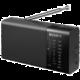 Sony ICF-P36, černá