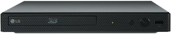 LG BP556, 3D, černá