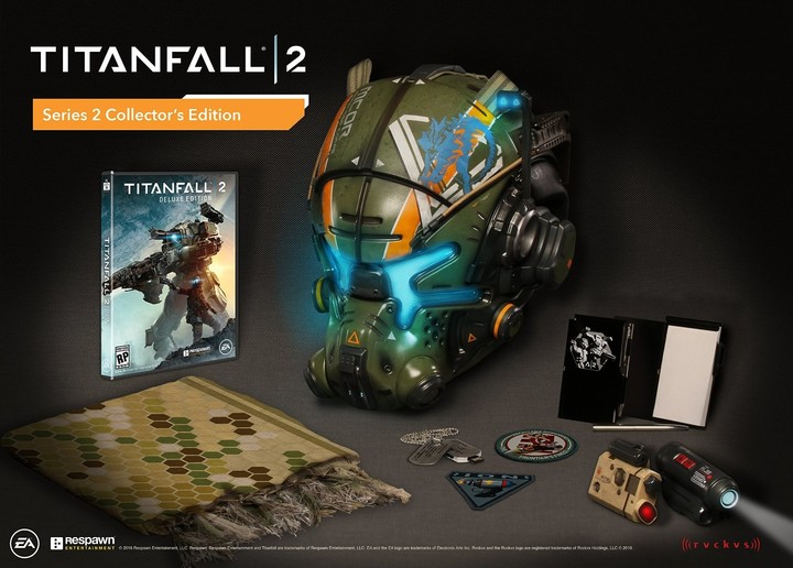 Titanfall 2 - Vanguard Collector's Edition (Xbox ONE)