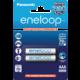 Panasonic 4MCCE/2BE ENELOOP AAA 2x 2100