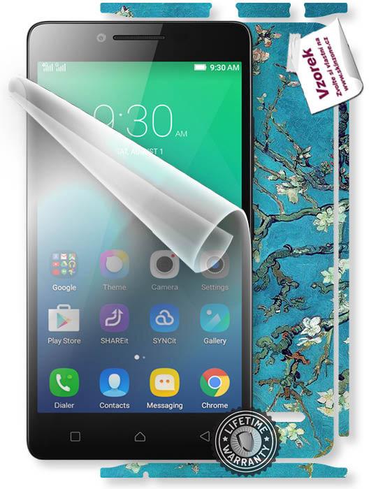ScreenShield fólie na displej + skin voucher (vč. popl. za dopr.) pro Lenovo A6010