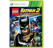 Lego Batman 2: DC Super Heroes - X360 - 5051892110556