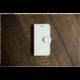 FIXED FIT pouzdro typu kniha pro Apple iPhone 7 Plus, bílá