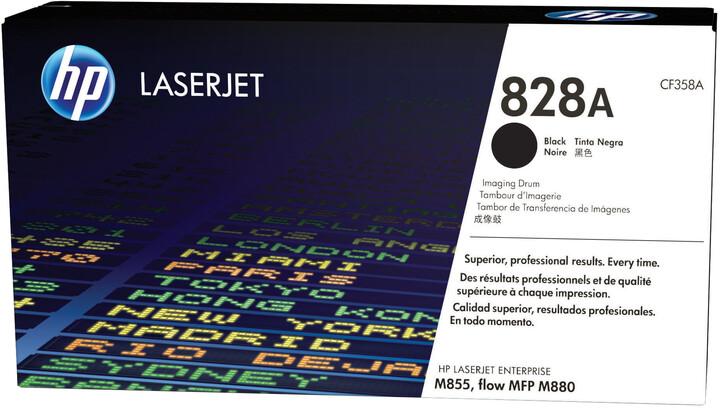 HP CF358A, černá