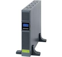 Socomec Netys PR 1700, 1350W, USB, RS232, EPO - NPR-1700-RT