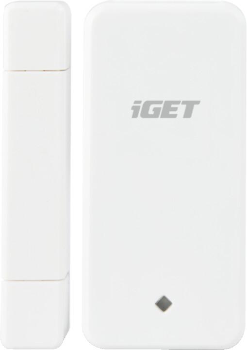 iGET SECURITY M3P4 - magnetický senzor dveře/okna