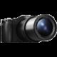 Sony Cybershot DSC-RX10 M2, černá