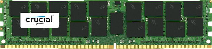 Crucial Server Memory 16GB DDR4 2133, ECC, Dual Ranked