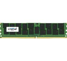 Crucial Server Memory 16GB DDR4 2133, ECC, Dual Ranked CL 15 - CT16G4RFD4213