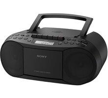 Sony CFD-S70, černá - CFDS70B.CET