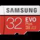 Samsung Micro SDHC EVO Plus 32GB v ceně 449,- Kč