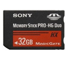 Sony Memory Stick Pro HX DUO MSHX32B 32GB