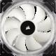 Corsair Air HD120 RGB LED High, 120mm, PWM with Controller, 3ks