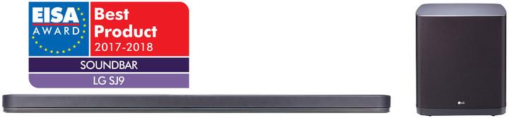 LG SJ9, 5.1.2, černá