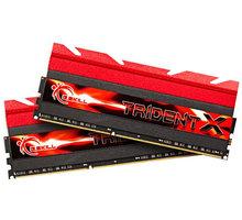 G.SKill TridentX 16GB (2x8GB) DDR3 1600 CL7 CL 7 - F3-1600C7D-16GTX