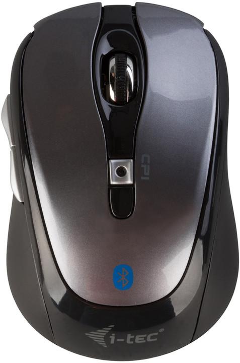 i-Tec BlueTouch 243, černá