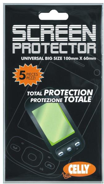 CELLY pro displej PDA, GPS 100x60mm, 2ks