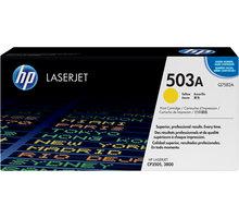 HP Q7582A, žlutý