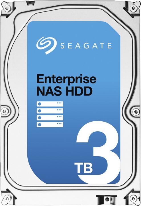 Seagate Enterprise NAS - 3TB + Rescue