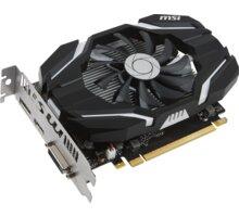 MSI GeForce GTX 1050 2G OC, 2GB GDDR5 + Kupon na hru ROCKET LEAGUE, platnost od 30.5.2017 - 25.9.2017