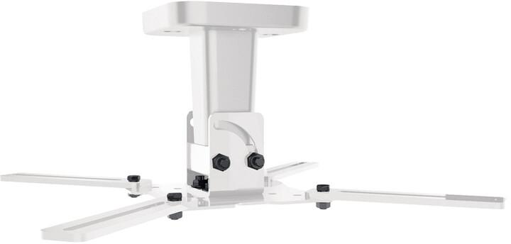 Meliconi 480804 PRO 100 Stropní držák videoprojektoru, bílá