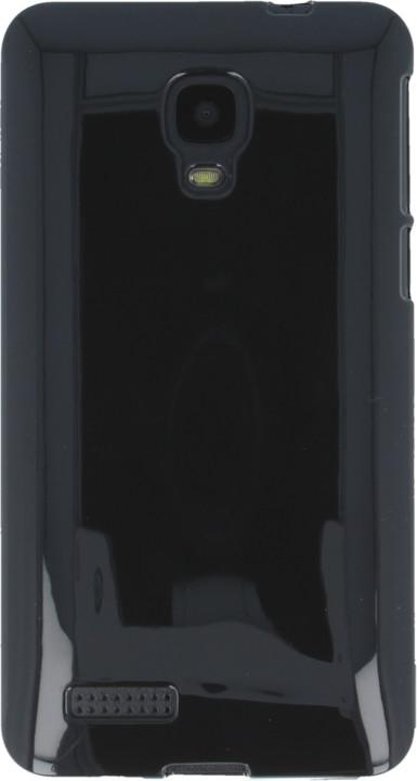 myPhone silikonové pouzdro pro Mini, černá