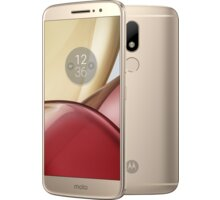 Lenovo Moto M - 32GB, LTE, DualSim, zlatá - PA5D0077CZ