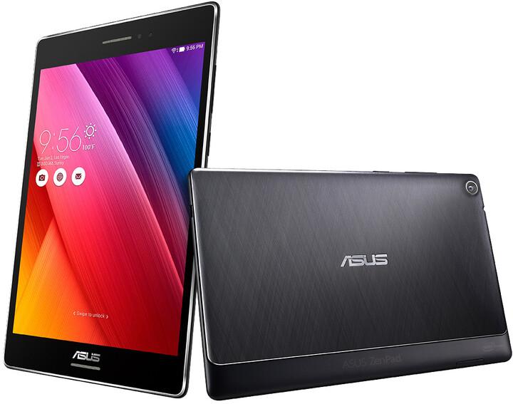 """ASUS Z580C-1A021A - 8"""" - 16GB, černá"""