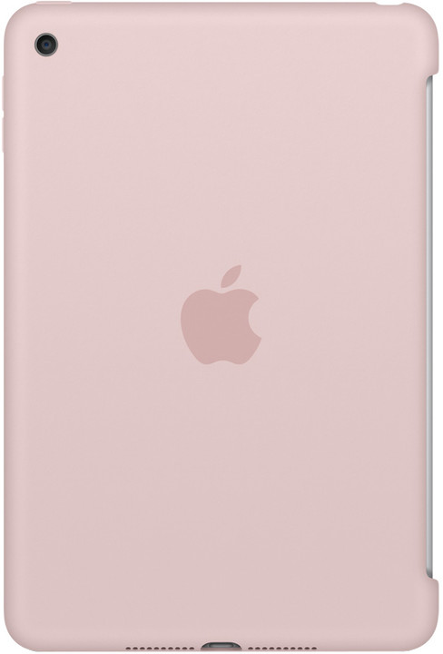 Apple iPad mini 4 pouzdro Silicone Case, Pink Sand