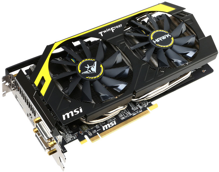 MSI R9 270X HAWK 2GB