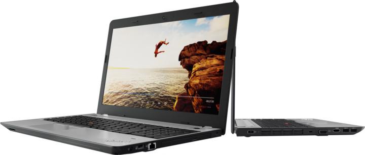 Lenovo ThinkPad E570, černo-stříbrná