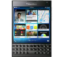 BlackBerry Passport QWERTY, černá - 1043981