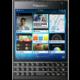 BlackBerry Passport QWERTY, černá