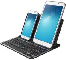 Belkin LapStand mobilní klávesnice pro tablety IOS & Android QWERTY - F5L175eaBLK