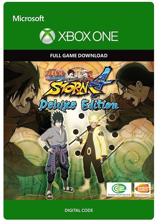 Naruto Shippuden Ultimate Ninja Storm 4: Deluxe Edition (Xbox ONE) - elektronicky