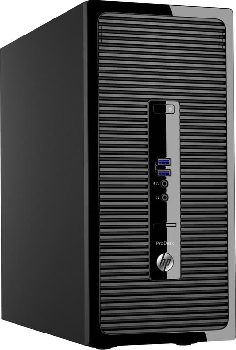 HP ProDesk 400 G3 SFF, černá