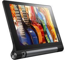 """Lenovo Yoga Tablet 3 8"""" - 16GB, ANYPEN, černá - ZA090091CZ + Tablet pouzdro + fólie Lenovo pro YOGA TAB 3 8, černá"""
