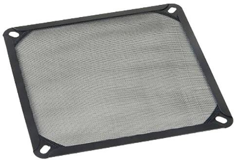 AKASA Prachový filtr GRM120-ALO1-BK, 12cm